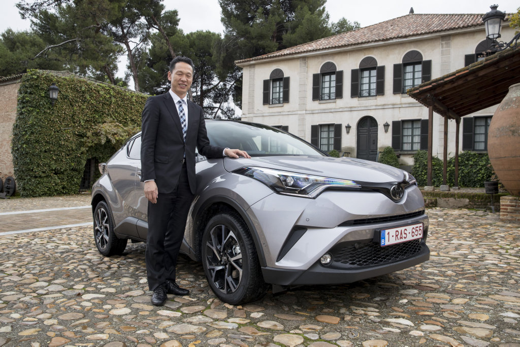 INTEREST PIQUED: Is there scope for Toyota to offer us a greater range of its forthcoming C-HR small SUVs? A hybird version and more powerful turbo variant would be welcome.