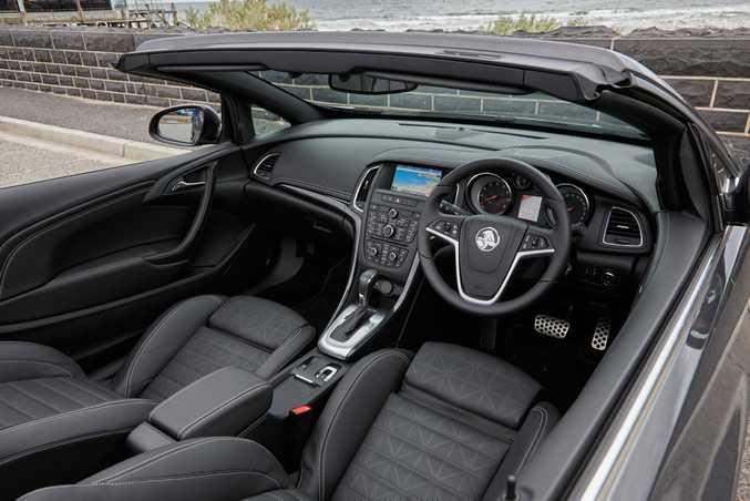 Holden Cascada