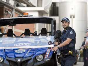 Multi-agency enforcement