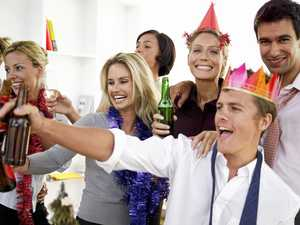 What not to do at the office Christmas party
