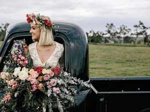 Blooming beautiful: Jess shows off the beauty of CQ
