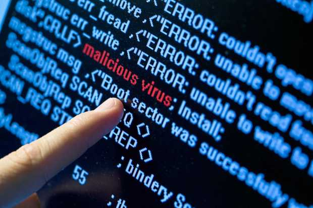 CYBER INFECTION: This week Bruce Kerr takes on the cryptolocker virus