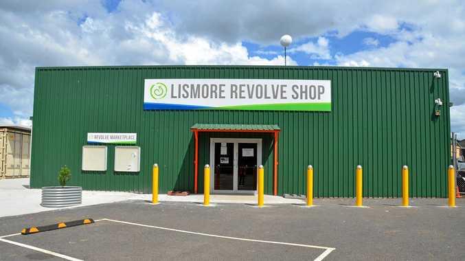 The Lismore Revolve Shop.