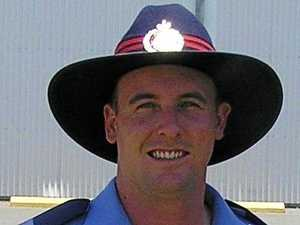 WATCH: Last Turn Out at Rockhampton fire station for Jason
