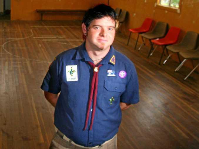 Former scouts leader Brock Emil Dittman.
