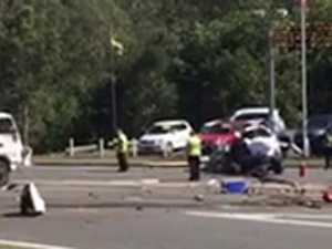 Fatal car crash in Gympie