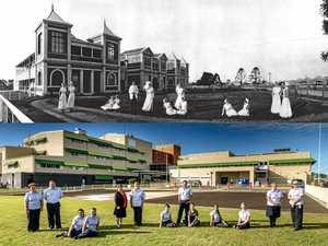 Bundaberg Hospital: A hundred-year comparison