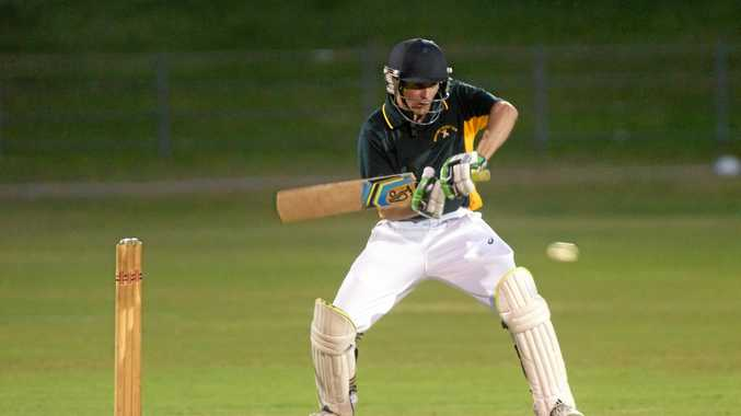 FINDING FORM:  Westlawn opening batsman Kallen Lawrence has found some much-needed form with the bat scoring a confidence-boosting 64 not out last week.