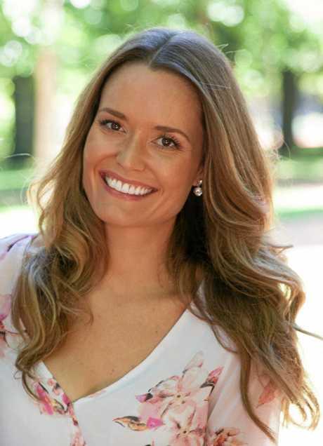 Indrah Swimwar founder Jessica Munroe.