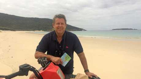 Beach reviewer and writer of Australia's 101 Best Beaches Brad Farmer visited the Capricorn Coast last week as well as Great Keppel Island, in particular, Long Beach.