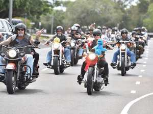 Independent Riders Fraser Coast Toy Run - Cruising the Nard