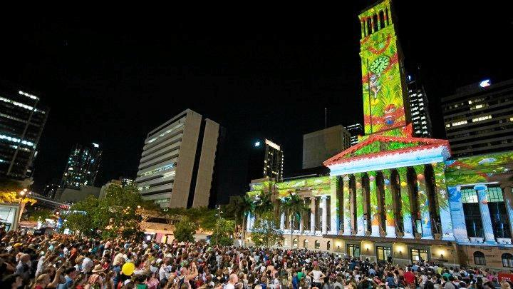 BE JOLLY: Brisbane comes alive for Christmas ... find out about the many festive events planned.