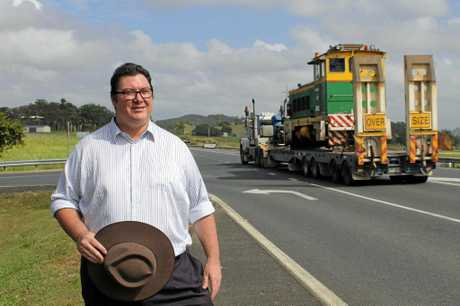 Dawson MP George Christensen believes it is