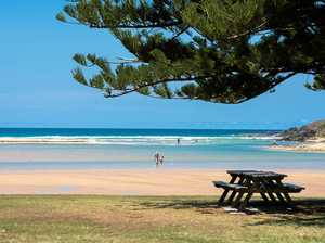 Moonee named best beach on the mainland