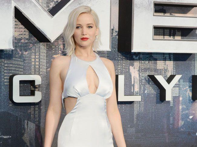 Oscar winner Jennifer Lawrence