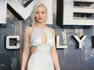 Jennifer Lawrence gives keys to new partner