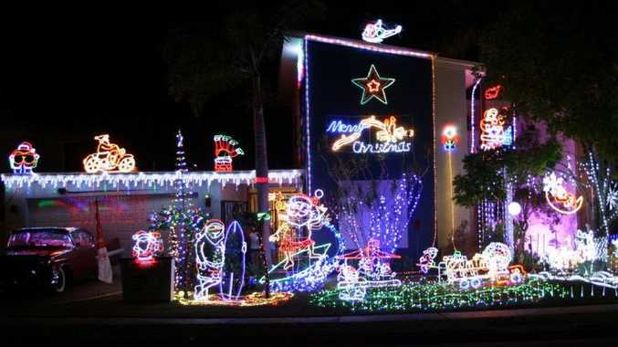 christmas lights map best displays on coast