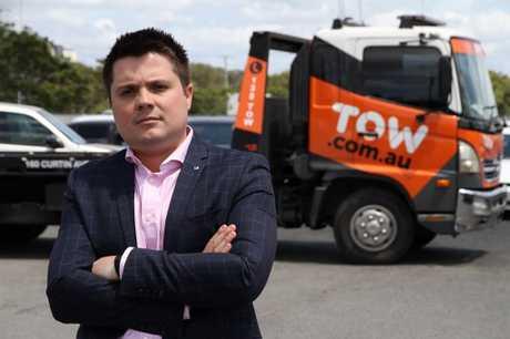 Tow.com.au CEO Dominic Holland