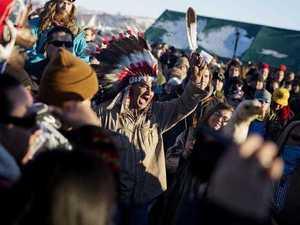 Anti-pipeline campaign celebrates victory, waits for Trump