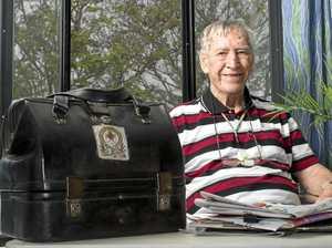 Aged care move no hindrance to John's volunteering