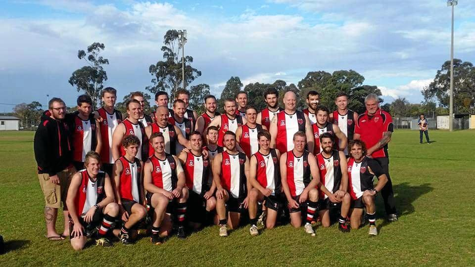 The South Burnett Saints made it through to the finals last season.