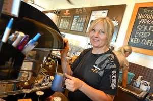 Gail Gipp, owner of a QLD Gloria Jean's franchise.