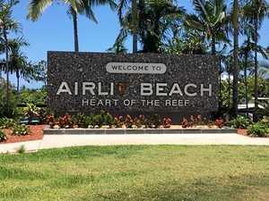 Welcome to Airli Beach? E goes missing