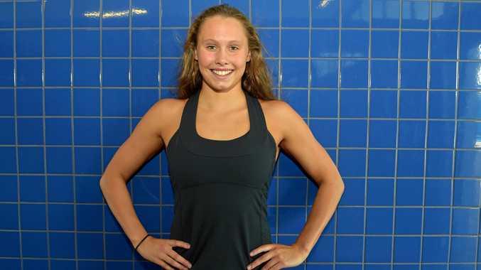 Melbourne swimmer Jemma Schlicht has moved to the Sunshine Coast.