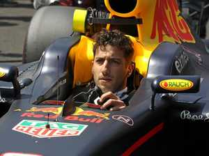 Red Bull says Ricciardo's off limits