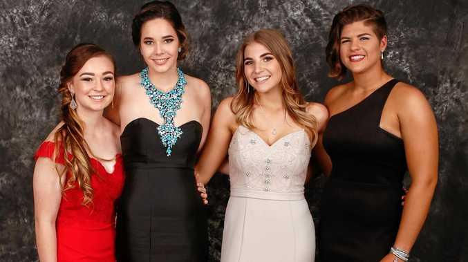 Leilani Fleming, Brazil Cervai, Meg Beauchamp and Carla Thompson.