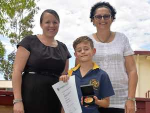 Roma student tops the class in national English test