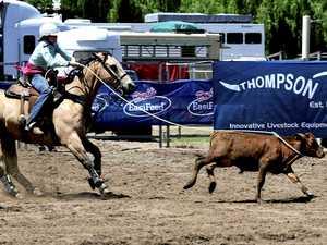 Emerald teen eyes off first national rodeo finals start