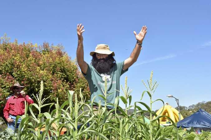 Garden guru, Costa Georgiadis.