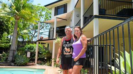Brian Headley and Kirstene Staib are selling their Kin Kora mansion for $750,000.
