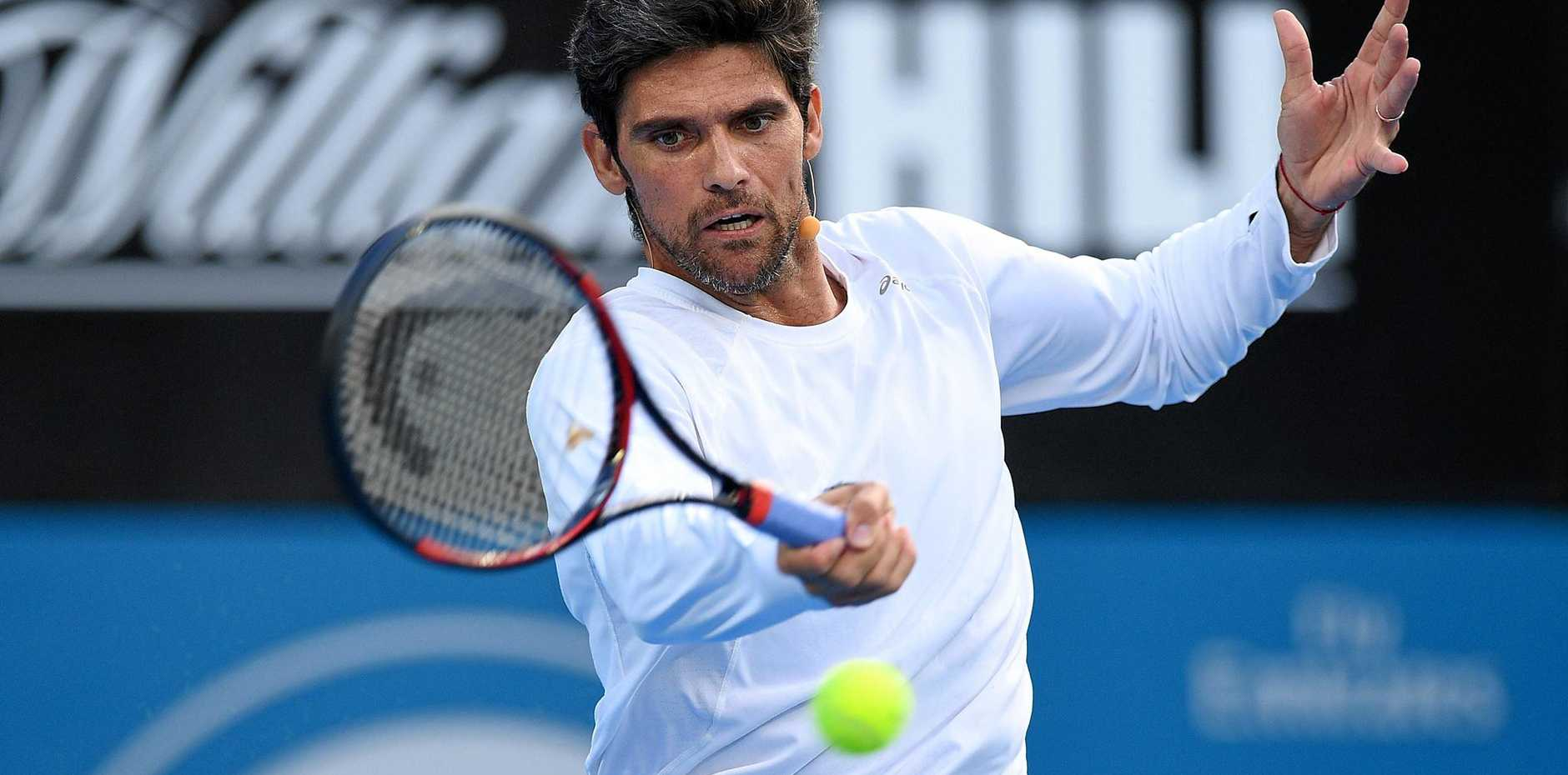 Mark Philippoussis could be the man to tame Nick Kyrgios.
