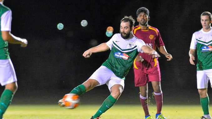 SCORE: Canberra attacker Zac Munster is Sunshine Coast FC's new signing ahead of the 2017 National Premier League's Queensland season.