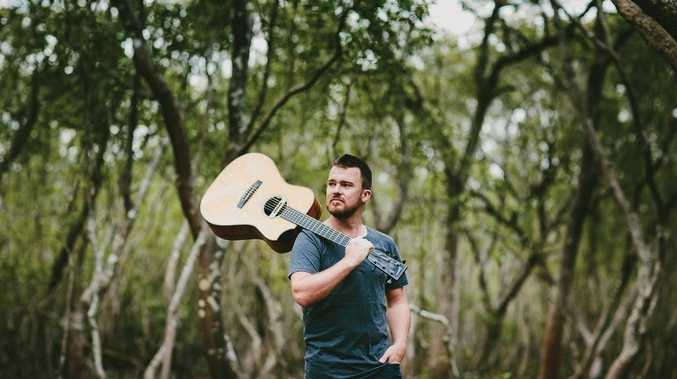 ON SHOW: The Sunshine Coast's Owen Van Larkins will play in Nambour at the Bison Bar on Saturday, December 17.