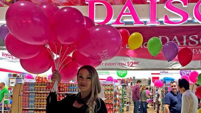 Daiso is opening in Ipswich. Source: Facebook