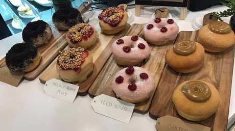 Go Vita Health food café recently opened offering paleo, vegan and gluten free friendly options for customers and have been hugely popular selling out of their vegan dough nuts in under two hours on Saturday.