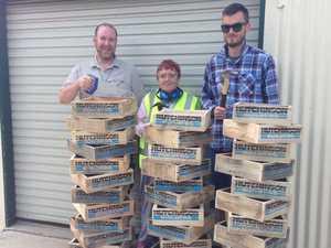 Hutchinson Builders spread community support