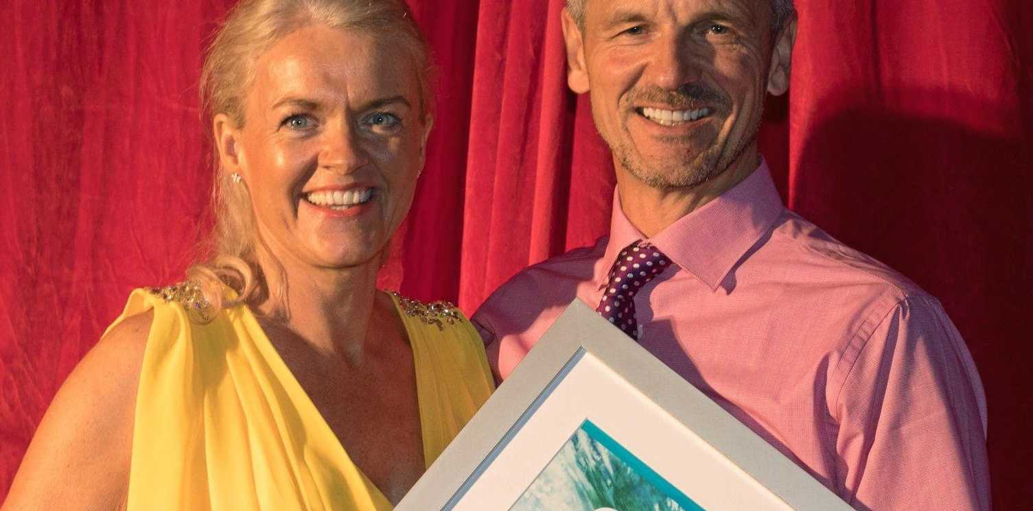 THE Sunshine Coast Business Award 2016 Retail category winner is Ab Fab The Stress Free Movers. Awards winners were announced at a ceremony at Novotel Twin Waters on Saturday, November 5, 2016.