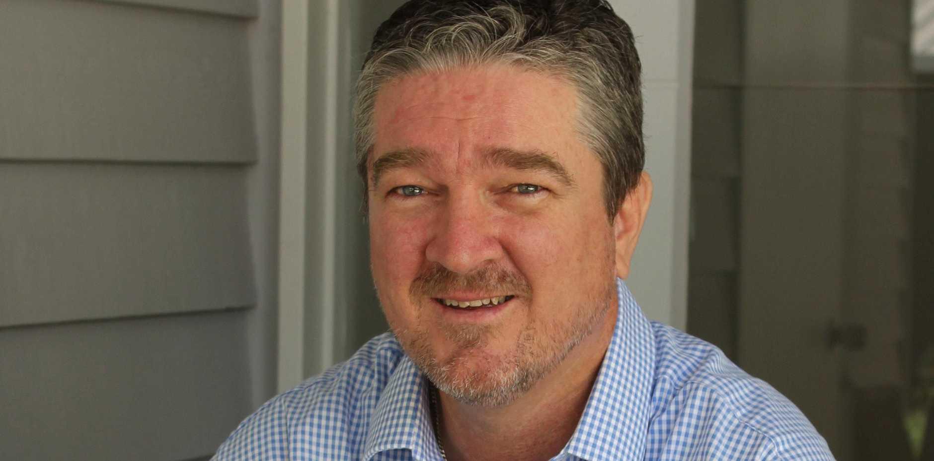 CHRC Mayor Kerry Hayes