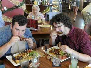 Village Green ribs taste test