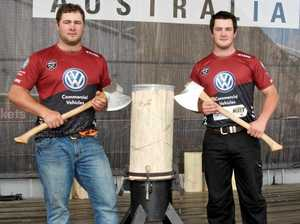 Argent enjoys more timbersports success