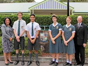 Sunshine Coast Grammar announces its 2017 leaders