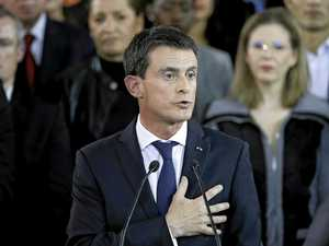 French PM aims to be president