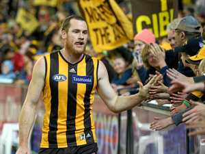 Roughead gets the all-clear in cancer battle