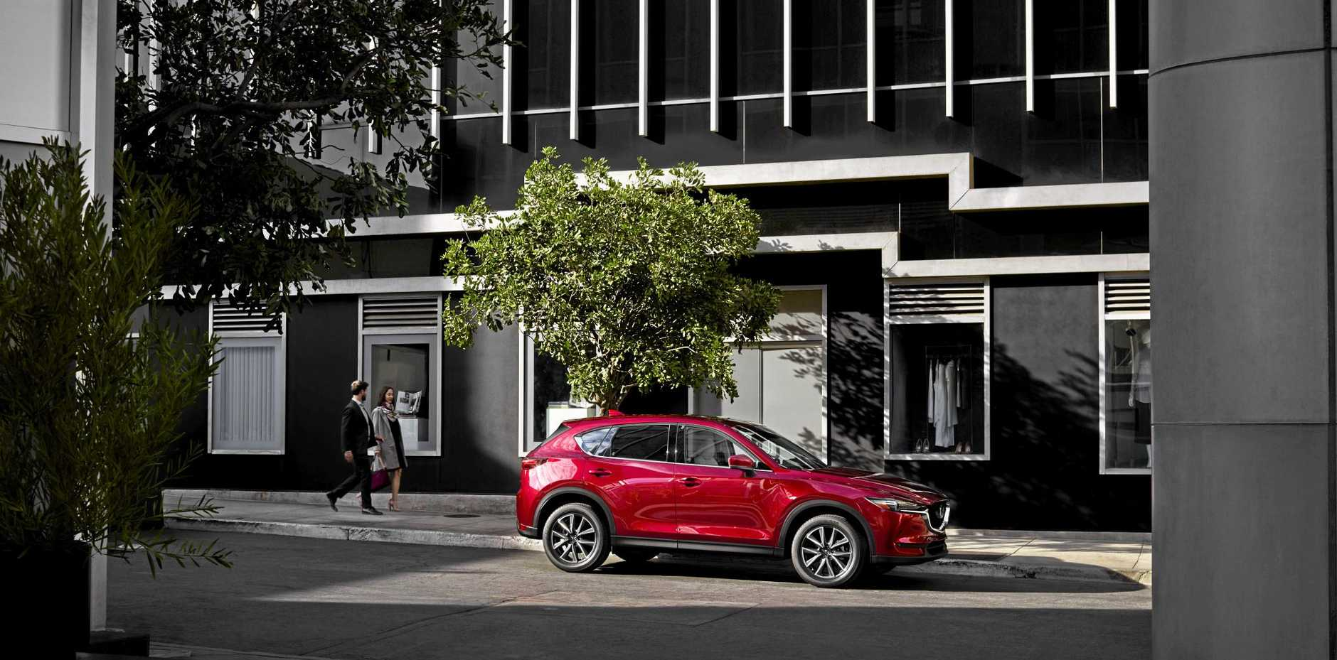 The next generation Mazda CX-5 crossover SUV will arrive in Australia during the first half of 2017.