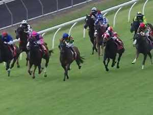 Jeff Lloyd rides seven winners
