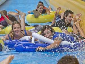 Ipswich is getting a water park, where is ours?
